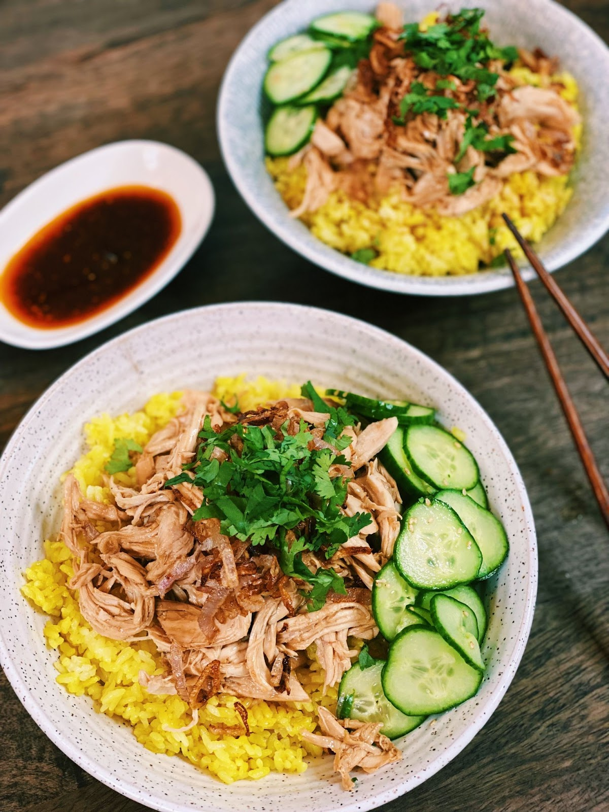 Taiwanese Chicken and Rice (MUST TRY!)