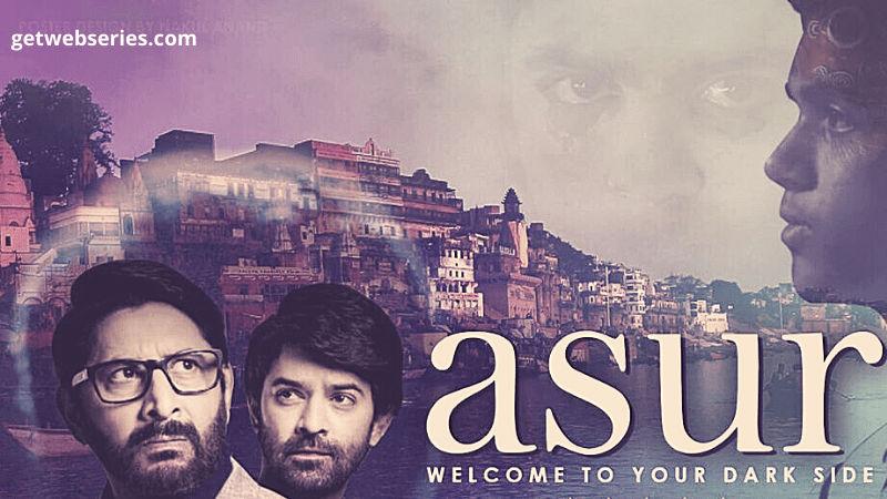 suspense thriller web series hindi