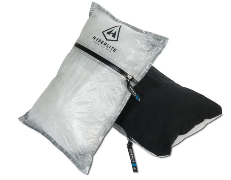 ultra light camping and backpacking pillow