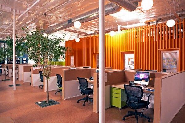 Kết quả hình ảnh cho Sắp xếp nội thất văn phòng