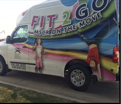 Fit2Go truck