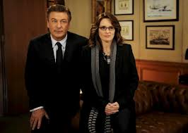 30 Rock ends. No it ok, don't be cry