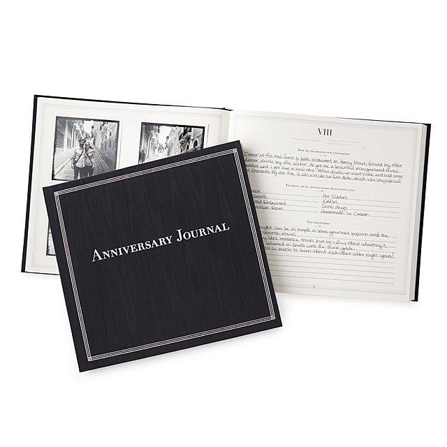 Anniversary journal by Uncommon Goods