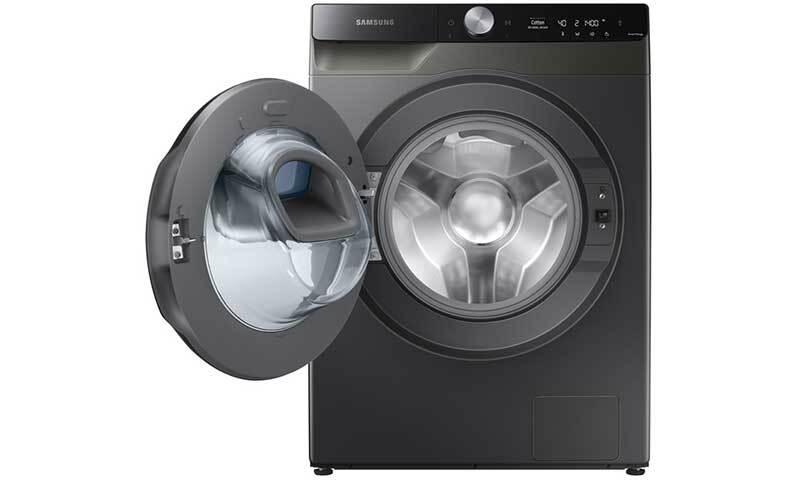 Máy giặt sấy khô Samsung Inverter 9.5 kg WD95T754DBX/SV tích hợp công nghệ Digital Inverter tiết kiệm điện