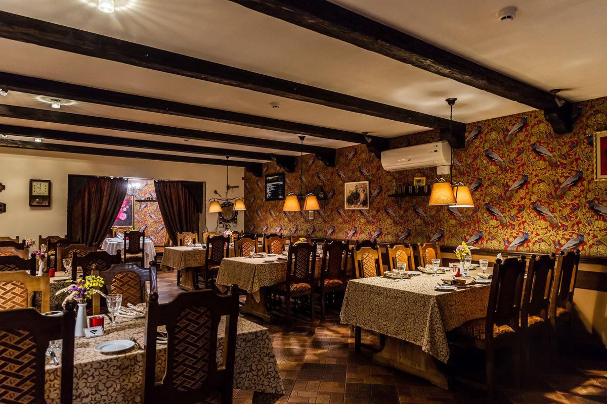 Ресторан «Кухмистр» в Минске