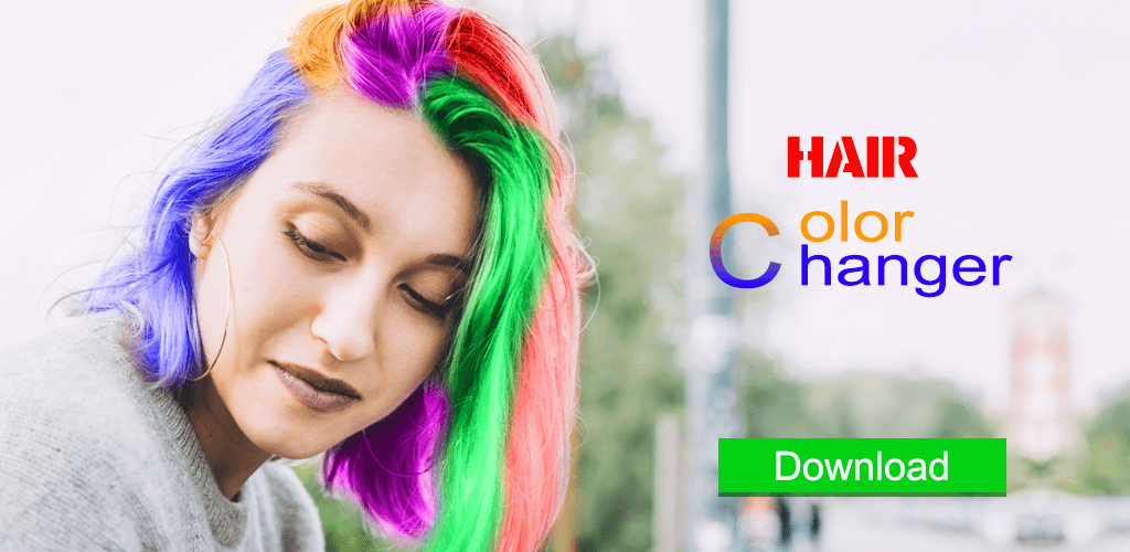 Download Vstreetsappshaircolorchanger APK - Hairstyle change app download