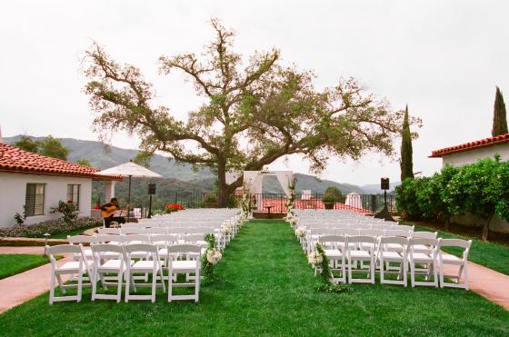 Luxury Hotels Ojai Valley Inn Spa: Ojai Valley Inn Wedding Planner