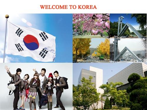 Du học Hàn Quốc là ước mơ nhiều du học sinh Việt.