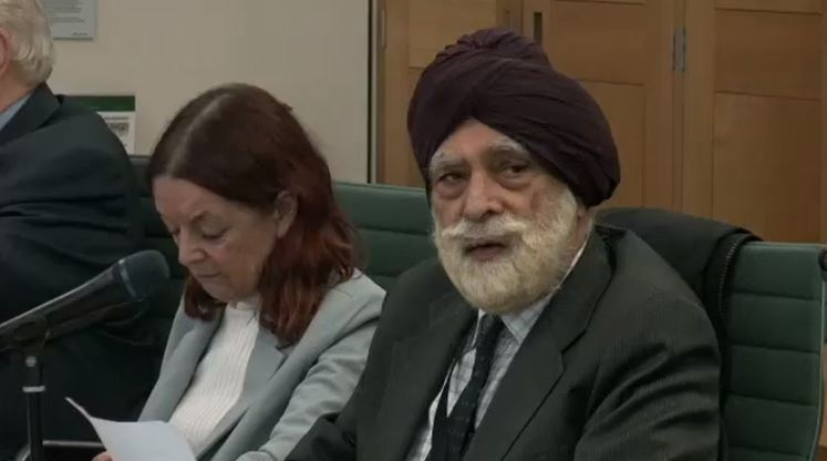 UK MPs conference