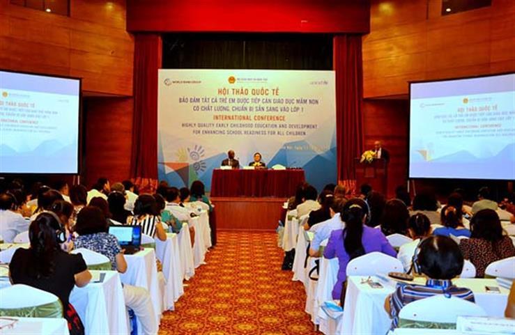 Việt Nam đảm bảo quyền tiếp cận giáo dục mầm non cho tất cả trẻ em