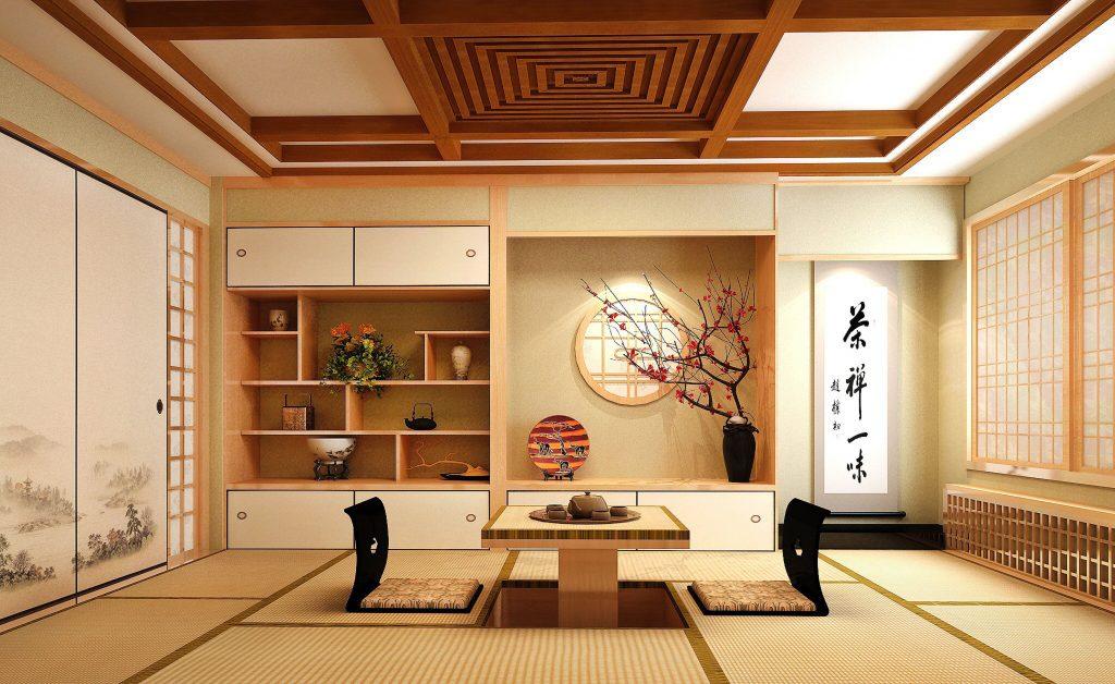 Lựa chọn đồ nội thất đơn giản, tinh tế, không cầu kỳ
