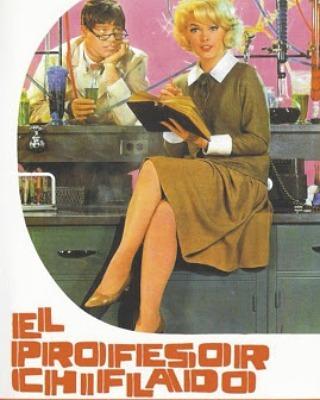 El profesor chiflado (1963, Jerry Lewis)