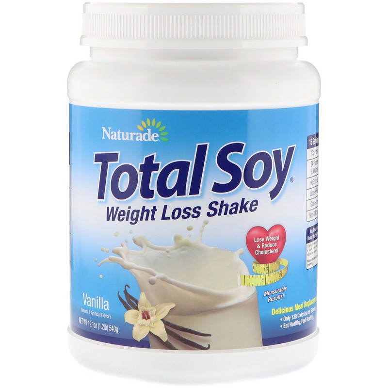 2. Naturade Total Soy Weight Loss Shake