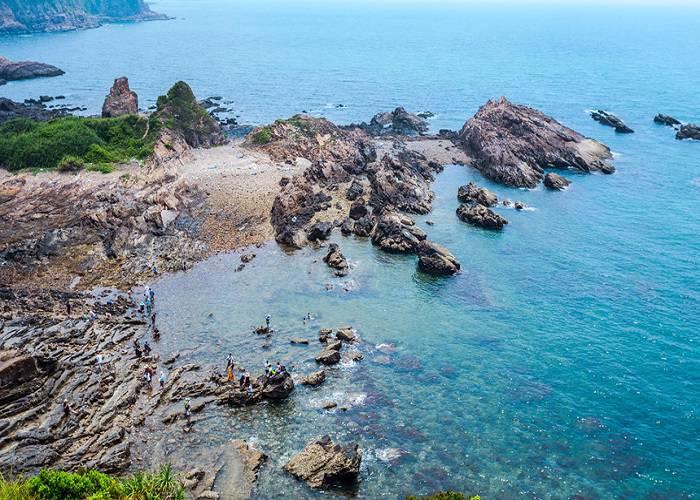 Hướng dẫn cách đi du lịch Cô Tô từ Hải PHòng