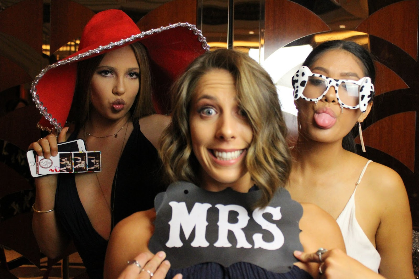 Strike a pose in a Melbourne Photo booth hire