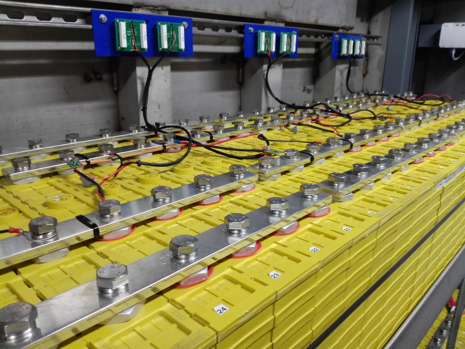 conservazione delle batterie agli ioni di litio