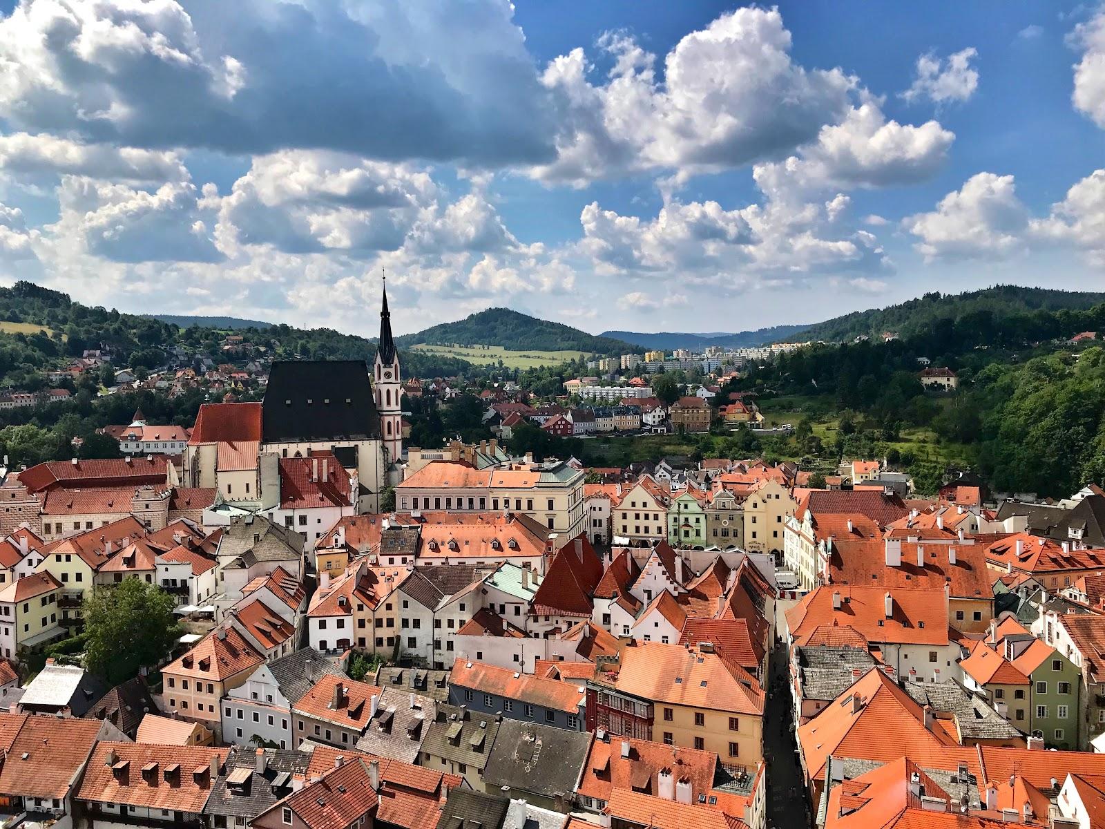 東ヨーロッパの風景