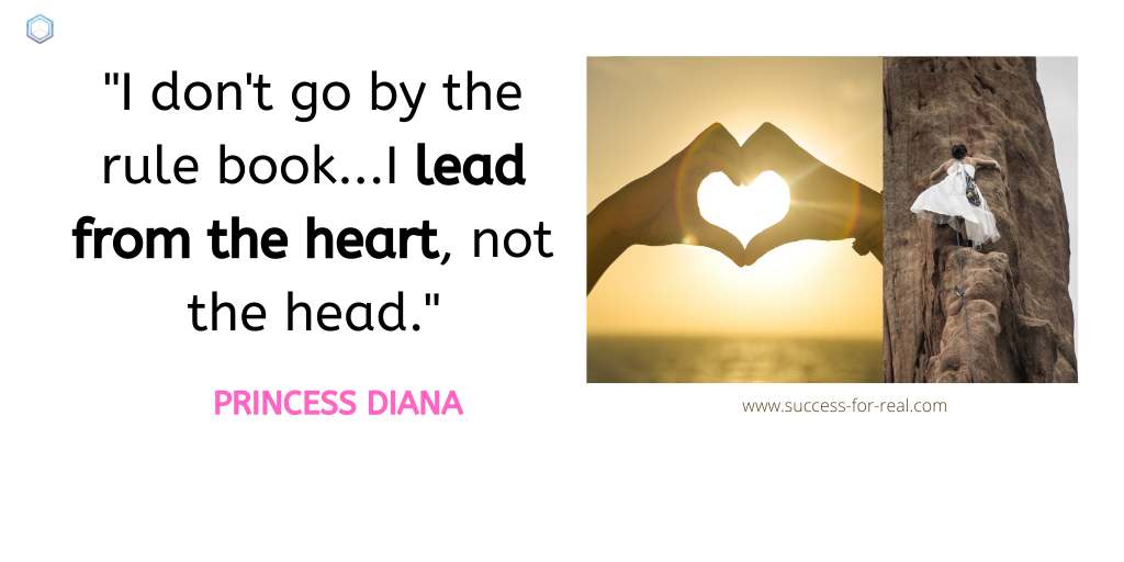 365 Success Quotes For Motivation - Picture Quote By Princess Diana