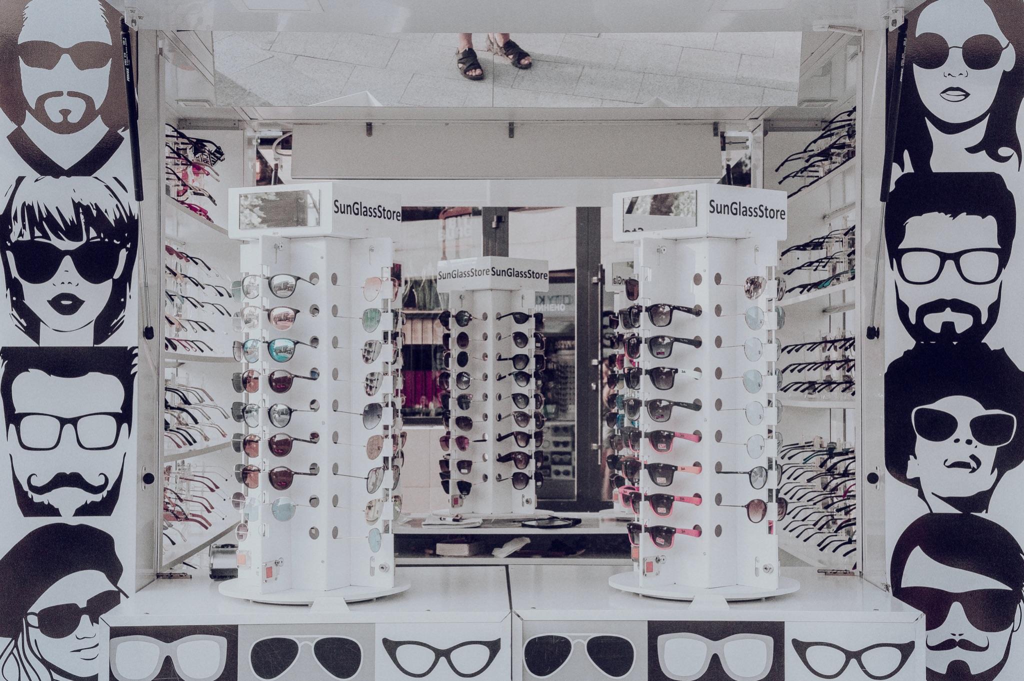 メガネのきれいを「維持」するには?
