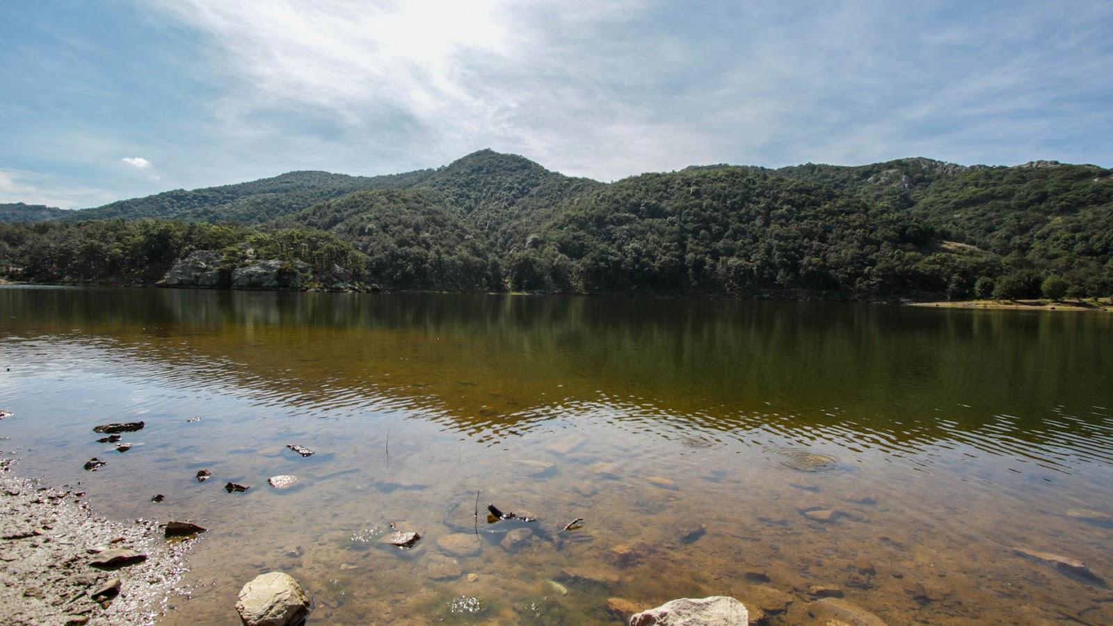 De la Presa de Peralillo se abastecen de agua comunidades de la Sierra