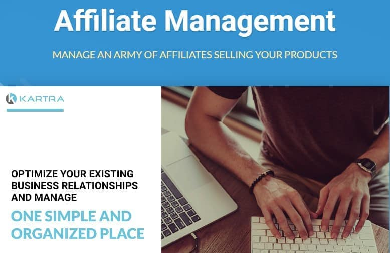 Affililiate Management Kartra Review