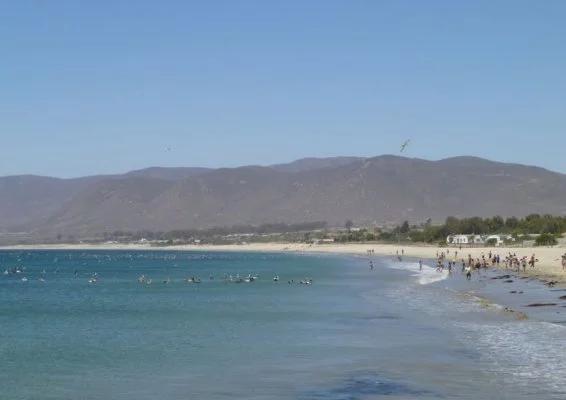 Playa Morrillos, playas de chile