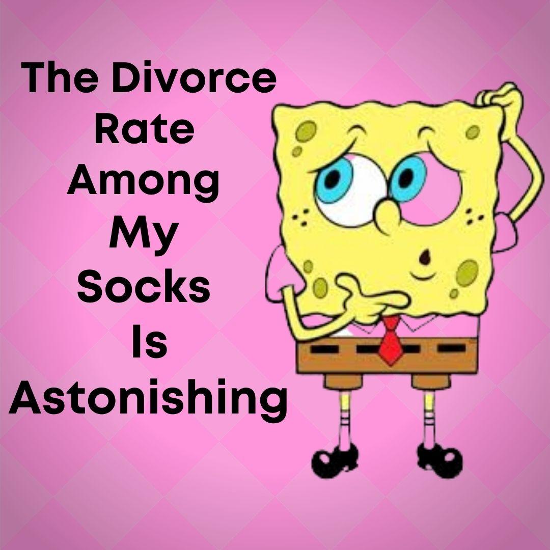 Confused sponge-bob