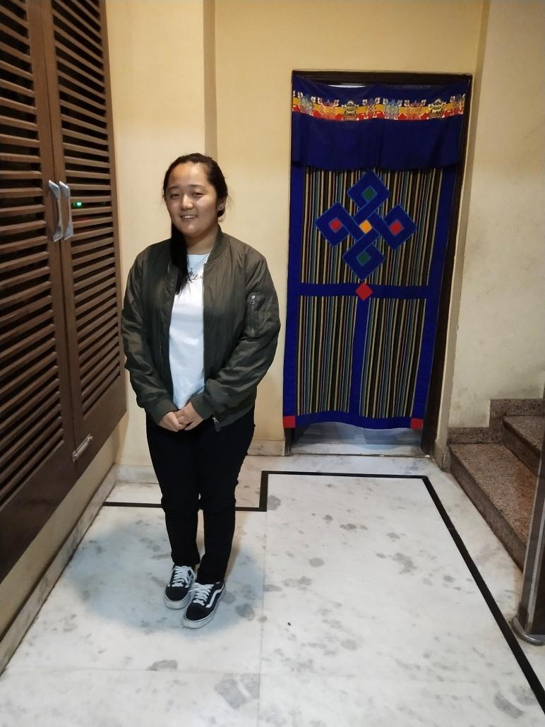 C:\Users\USER\Desktop\my\インドNPO,NGO\レインボーチルドレン\チベットプロジェクト\奨学生レポート\Kasalang Chodenさん(20190120)\写真\IMG_20190120_155812 - コピー.jpg