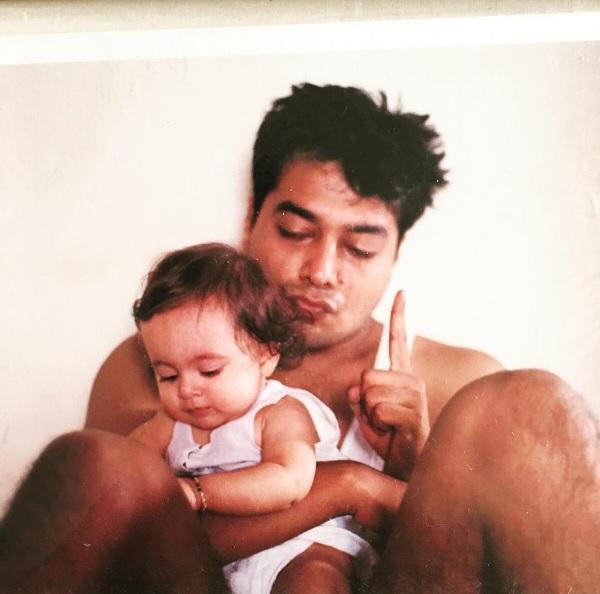 Daddy Kashyap, Anurag Kashyap, Aaliyah, Maldives