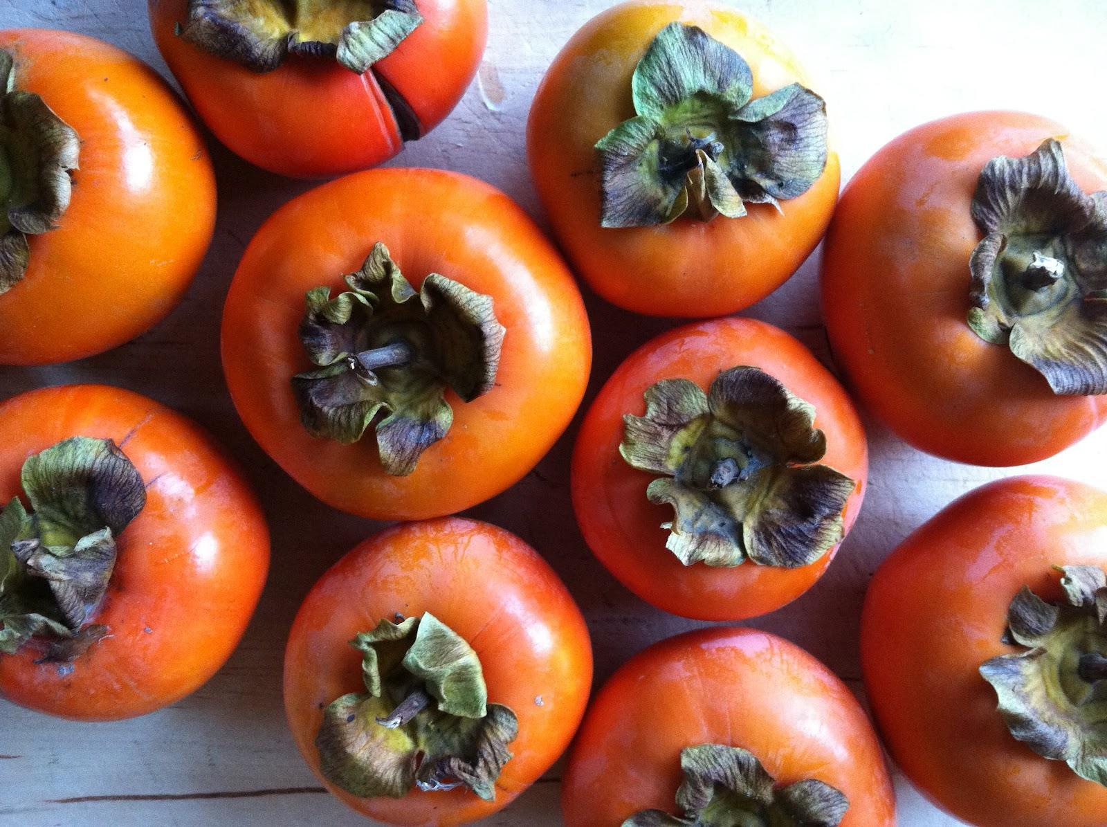 Хурма - один з найсмачніших зимових фруктів