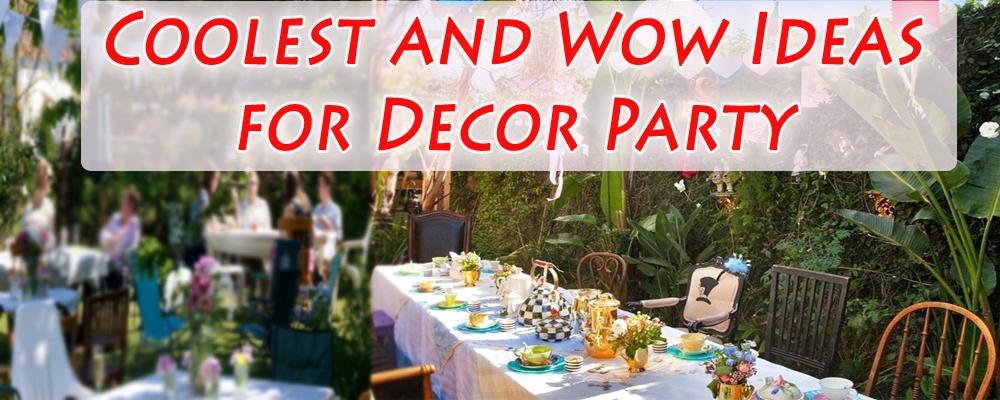 Decor Party