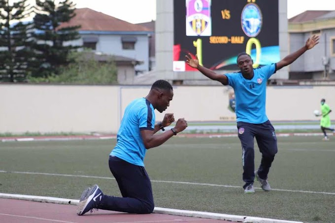 NPFL21: MFM win first game over Enyimba