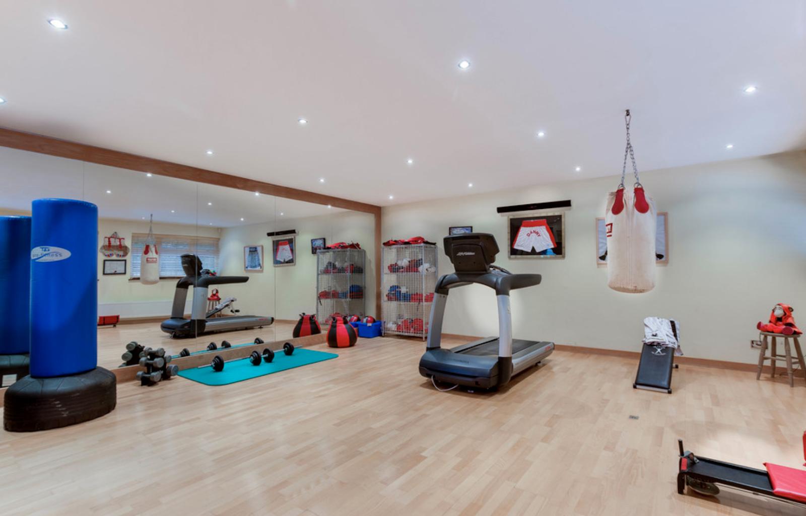 Gym at Bridgfoot Lane