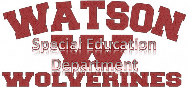 Watson Special Education Department