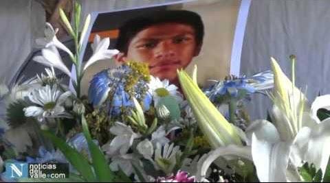 Velorio de atleta guatemalteco victima de deslave