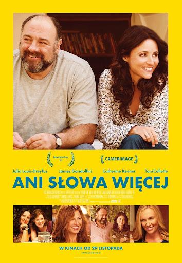 Polski plakat filmu 'Ani Słowa Więcej'