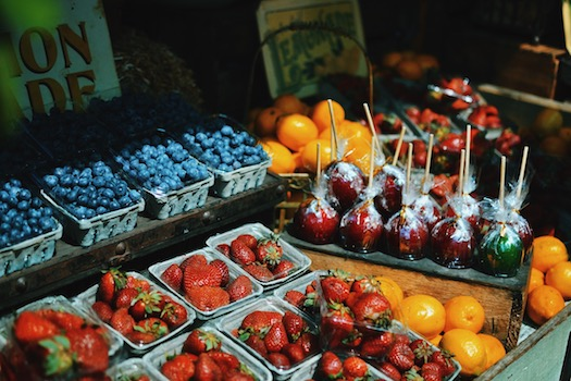 Fruits and Vegetable Processing to Your Own Farmer's Market Stall