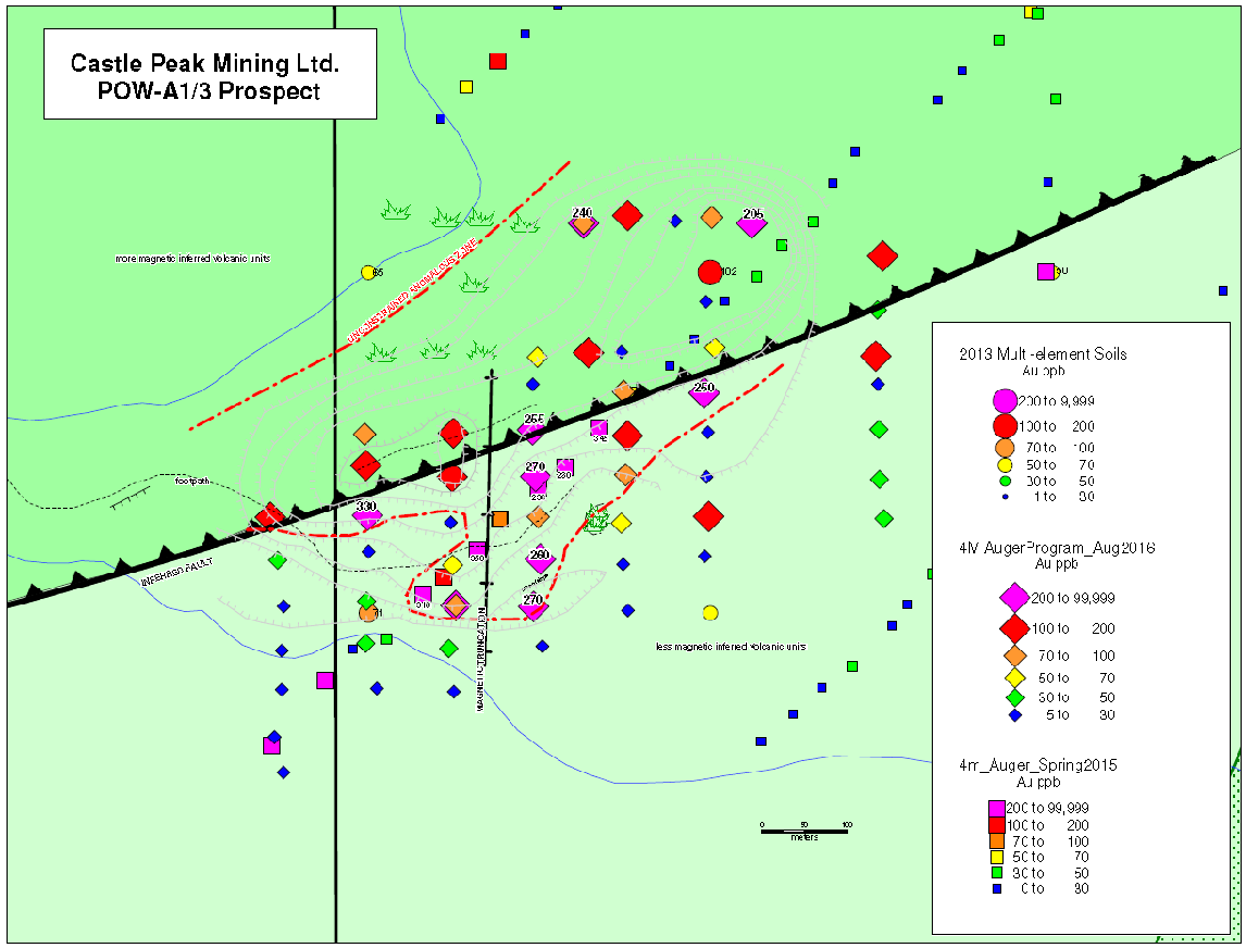 Castle Peak Plans Drilling on Strong Sampling Results | Energy and