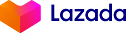 lazada logo marketplace website indonesia