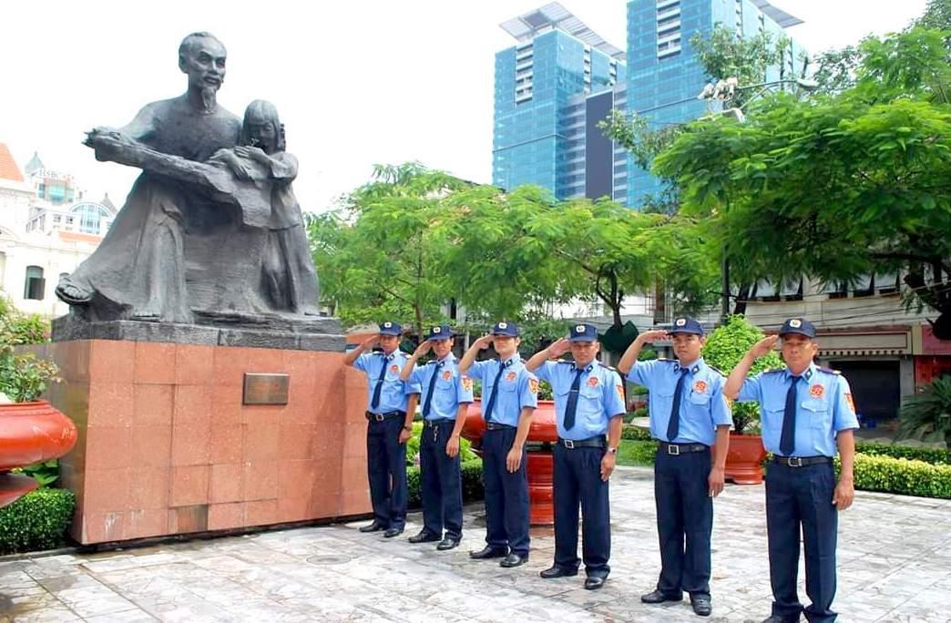 Thắng Lợi-Công ty bảo vệ quận Gò Vấpchuyên nghiệp