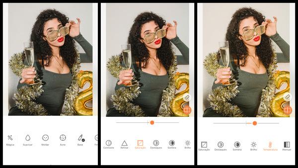 Como fazer fotos mandando beijo
