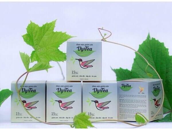 Công ty HAVYCO cung cấp trà thảo mộc giảm cân Vy Tea an toàn, chính hãng