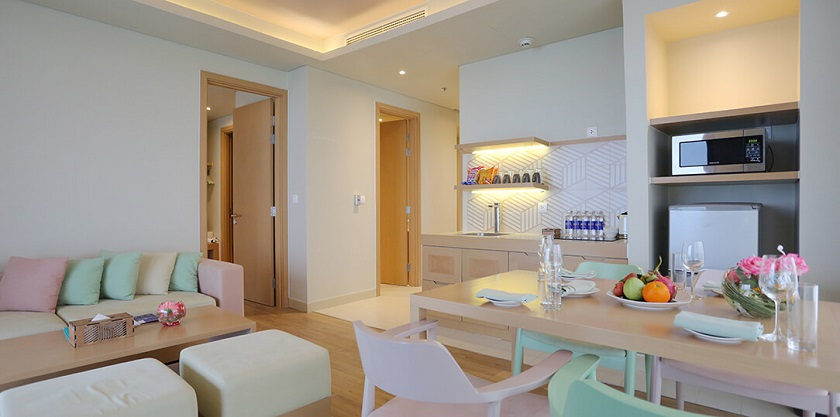 family suite plus FLC Luxury Hotel Sầm Sơn