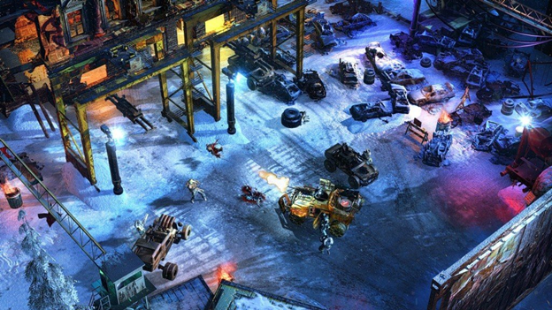Most anticipated games 2020 - Wasteland 3