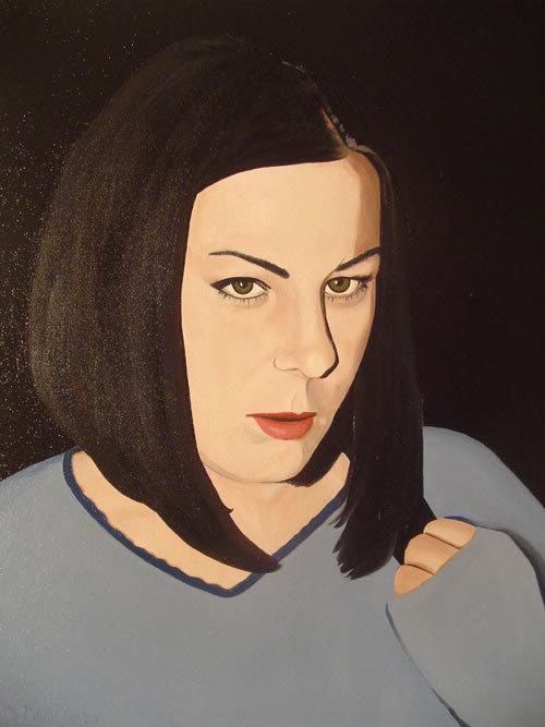Mask of Kelly Ellard, 2005