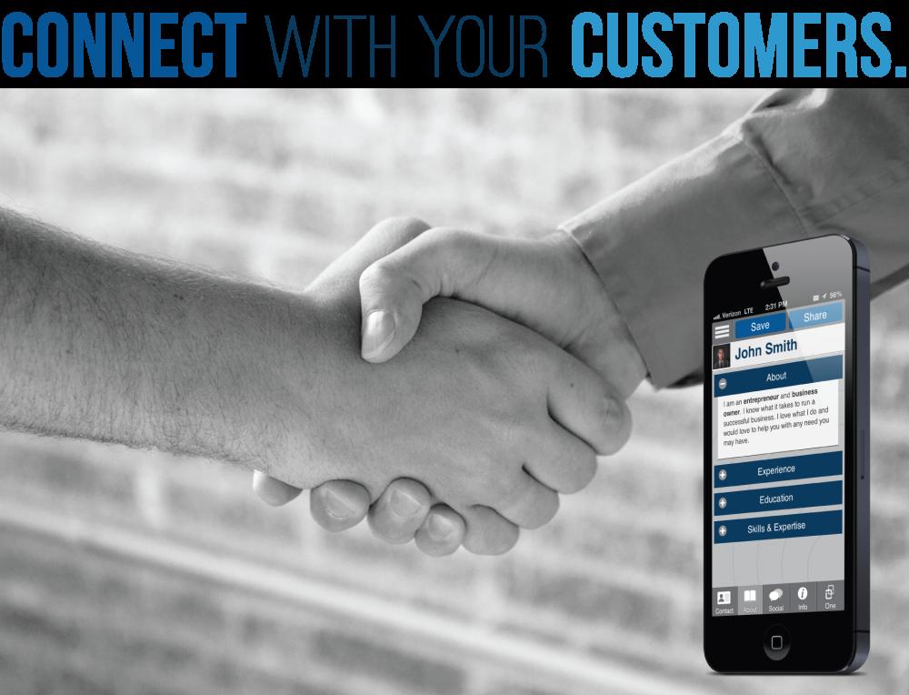 Kết nối với khách hàng