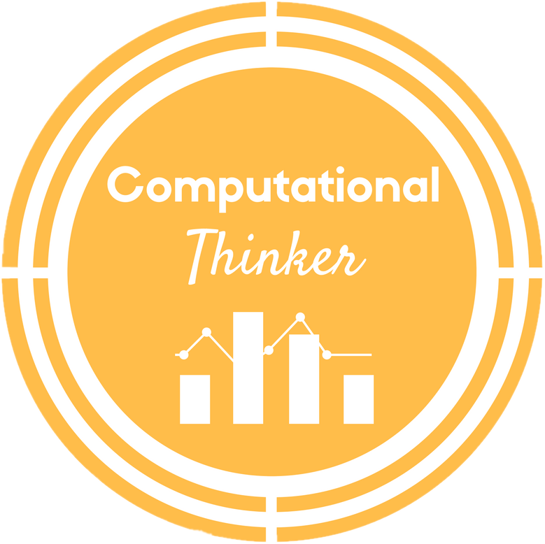 Computational Thinker Badge