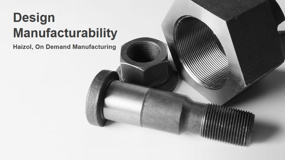 design for manufacturing and design for assembly