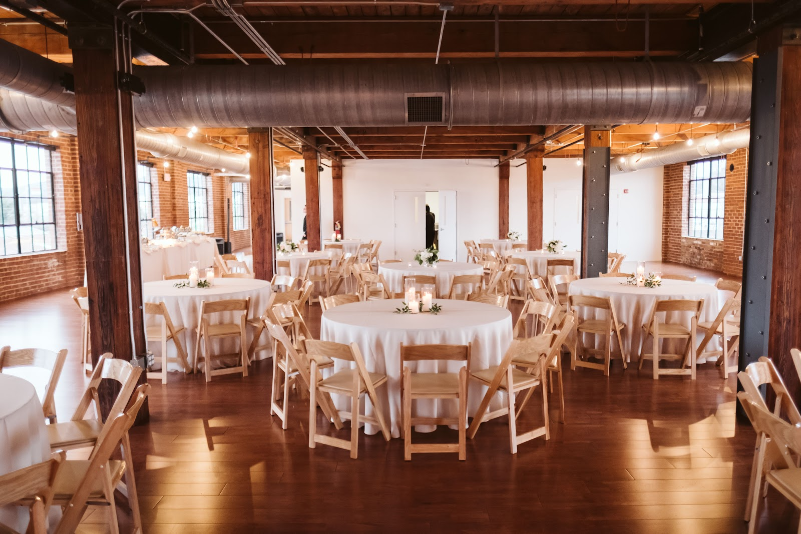 industrial chattanooga wedding venue