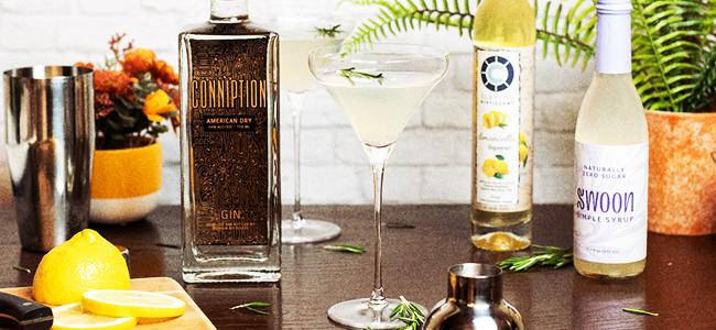 Durham Distillery's Lemon Drop